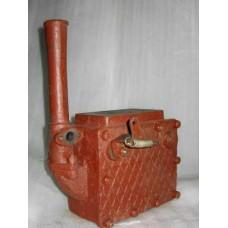 Газоструй (газоструйный вакуумный аппарат ЗИЛ)