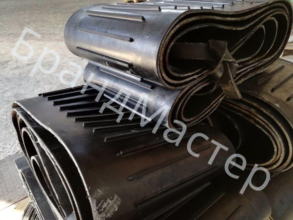 Плоские ремни с поперечными ребрами 400х4х2560 БКНЛ-65